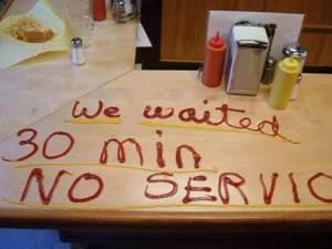 30 minutes wait