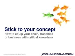 Presentation: Take a first step by taking charge of your franchise intranet.